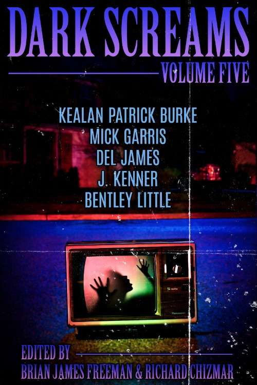 Dark Screams Volume Five eBook