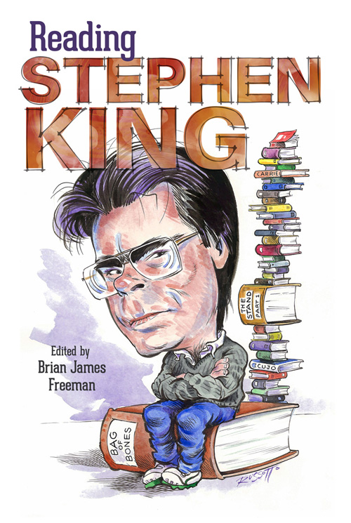 Reading Stephen King Limited Edition