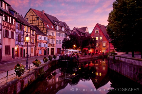 Colmar Alsace France Village Town Photography Workshop