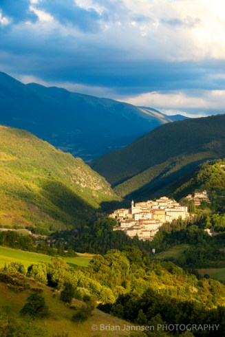 Preci Umbria Italy Valnerina Photography Workshop Tour