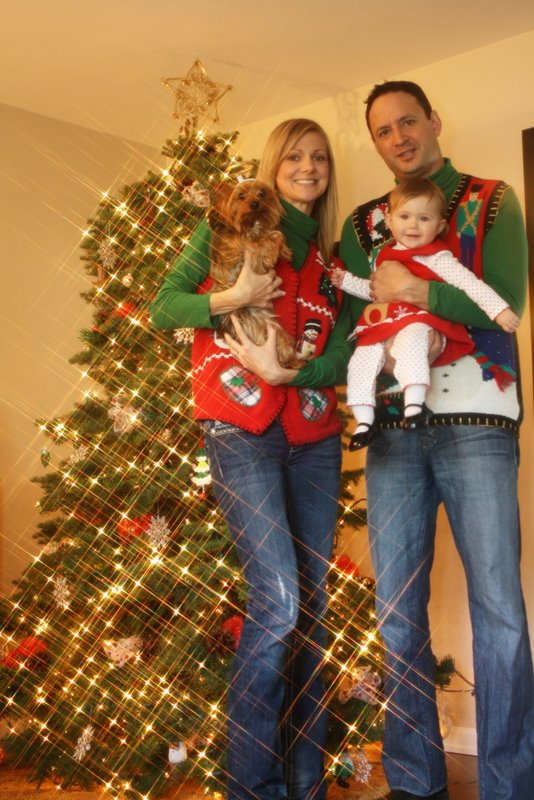 2010 Lockhart Family Christmas Photo