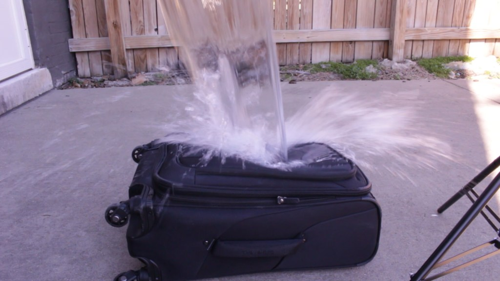 travelpro maxlite duraguard coating