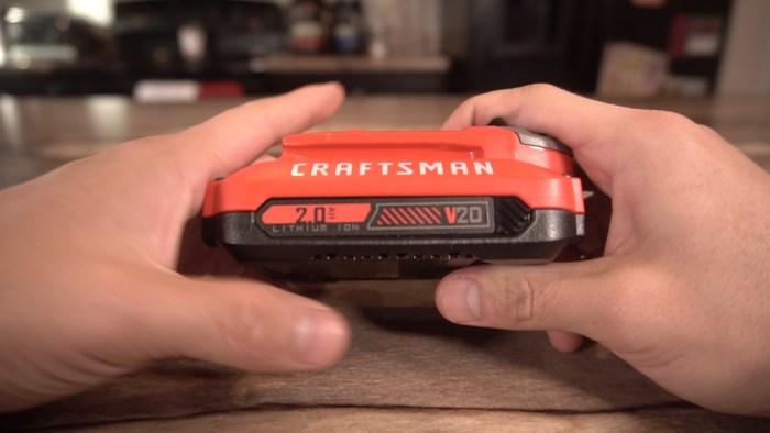 Best Portable Tire Inflator 20V Battery Craftsman