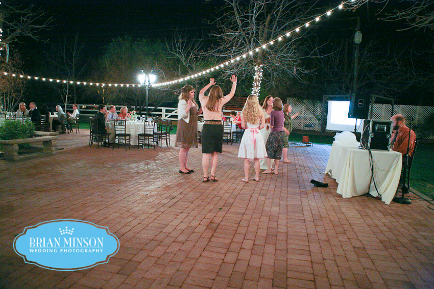 Mandy and Thomas Venue at the Grove Wedding  Phoenix