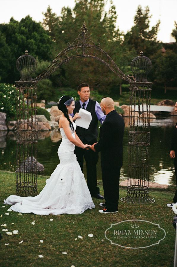Kali  Prestons Wedding Day  Phoenix Japanese Friendship