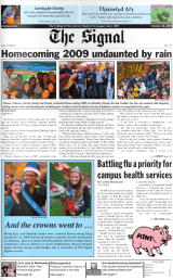 Homecoming front page
