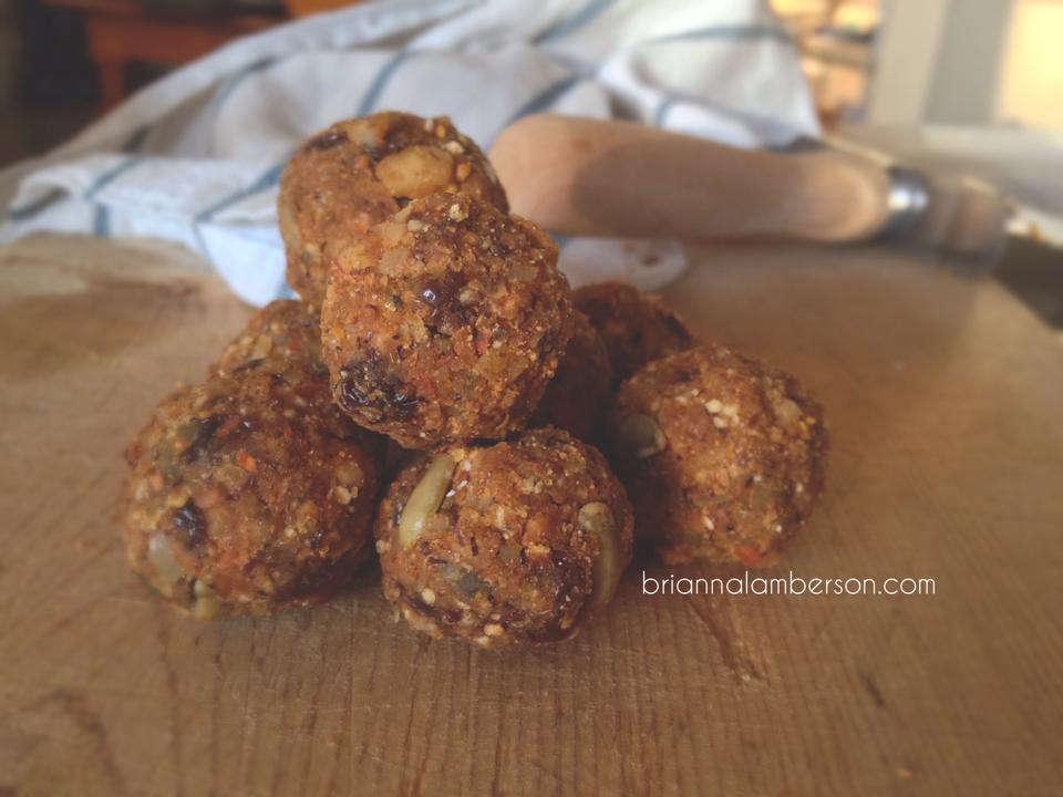 : Recipe : Vegan Pumpkin Protein Bars