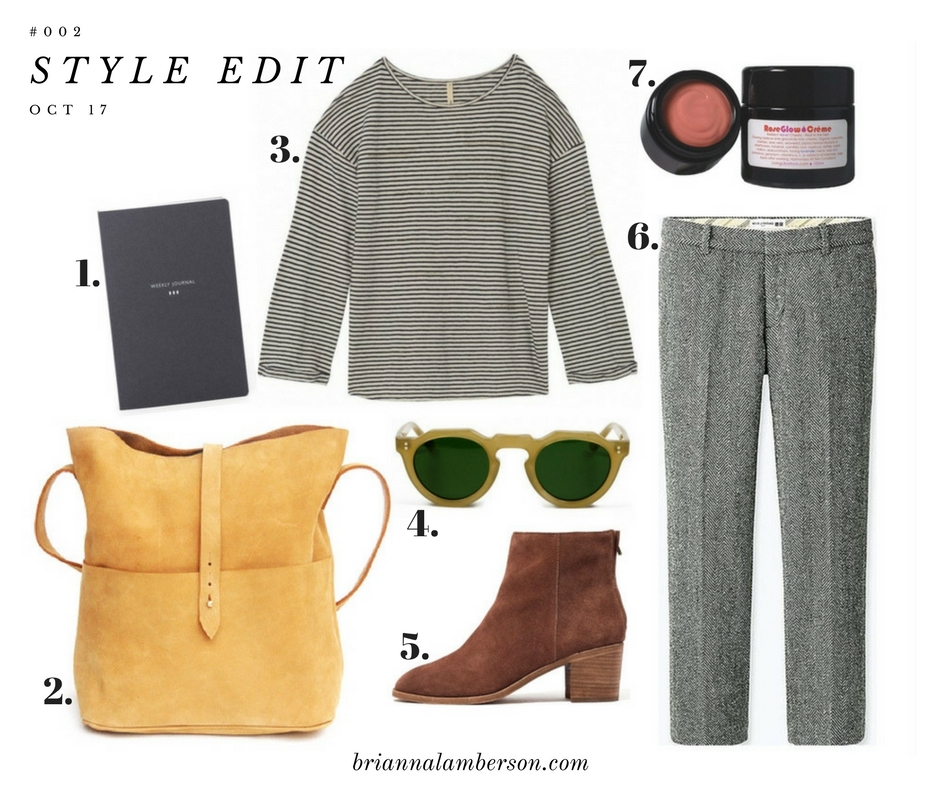 Weekly Style Edit #002 – What To Wear To Work