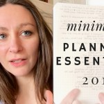 Minimalist Planner 2018 | Simple Planning Tools You Need To Achieve Your Goals This Year