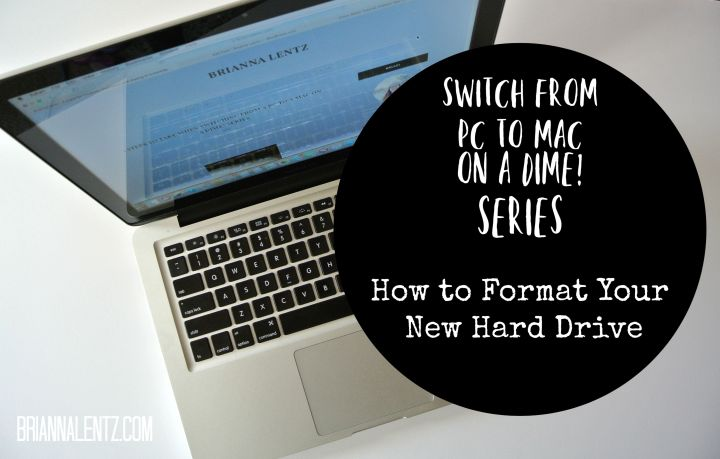 Featured Image for post How to Format Your New Hard Drive