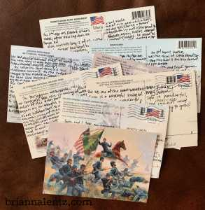 Postcards of Memory Main Photo