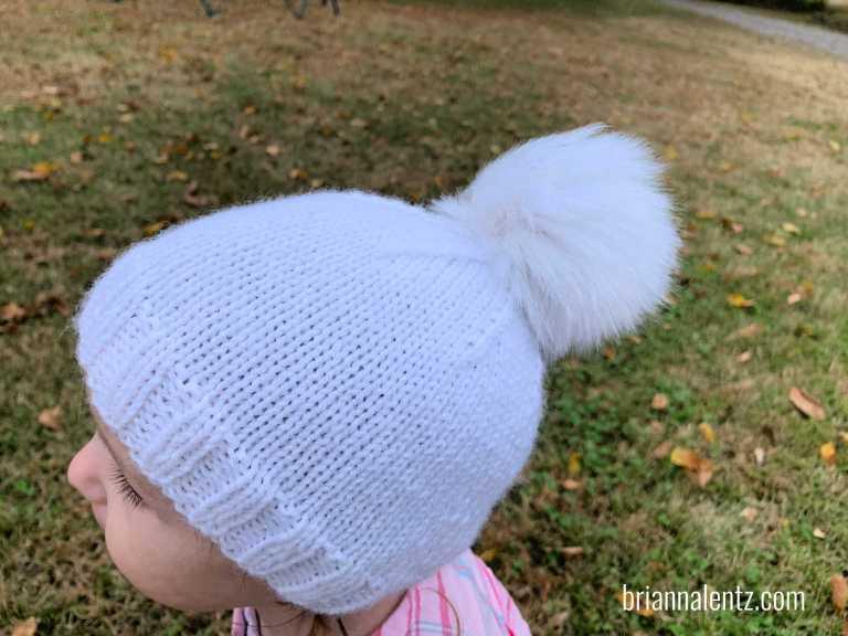 Toddler Knit Hat Julz 2019 3