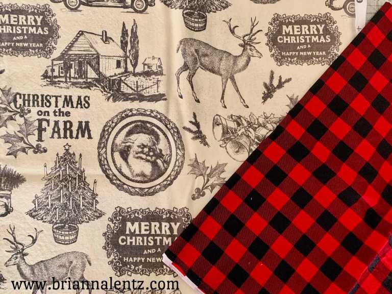 Christmas 2019 Envelope Pillow Cover 3