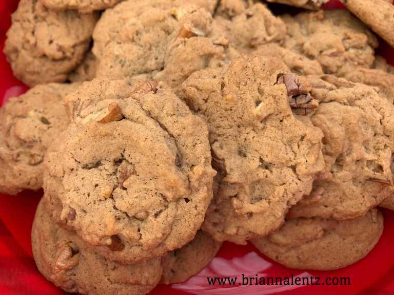 Cinnamon Pecan Cookies Img 2