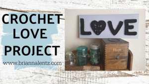 Crochet Love Free Crochet Pattern Main Image