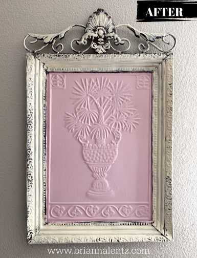 DIY SHABBY CHIC AFTER