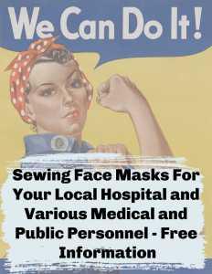 Sew Masks Pic 4