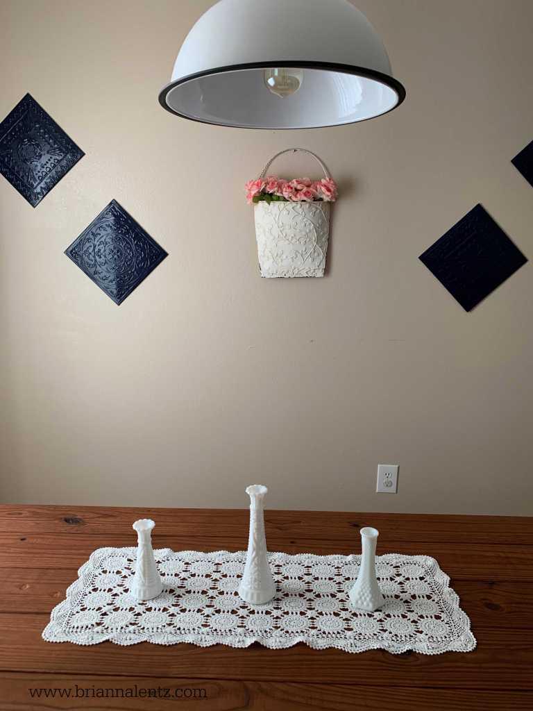 Brianna Lentz DIY Farm Table