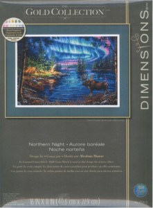 Dimensions Northern Night