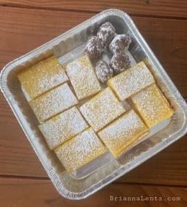 Lemon Bars Care Package Brianna Lentz