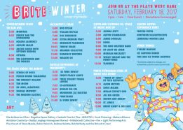 Brite Winter Festival