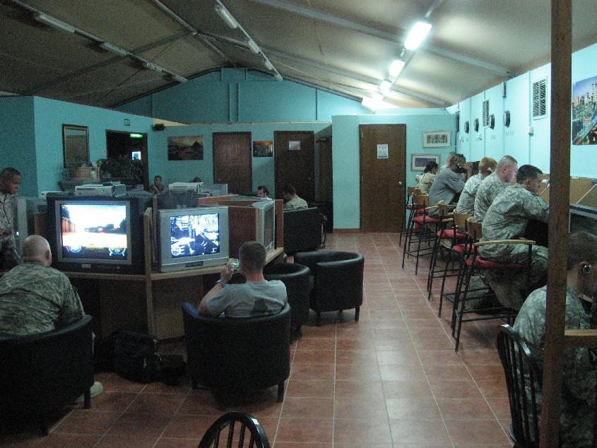 Life at Joint Base Balad  JBB  Iraq  Brian Nomi