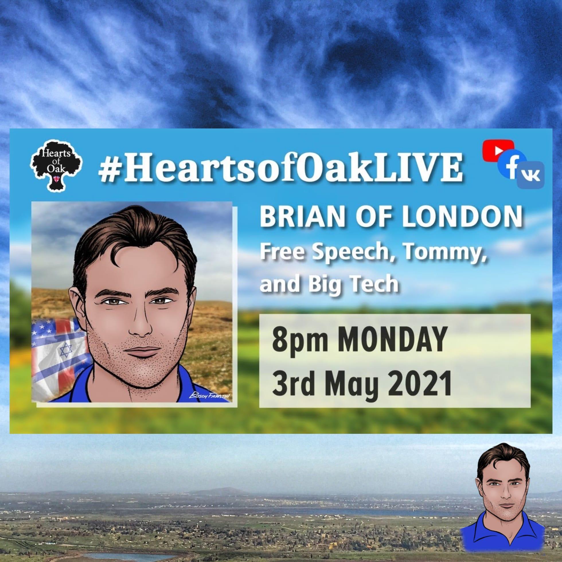 Brian of London