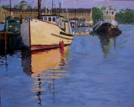 Semidi - 16x20, Oil on Canvas, - Sold
