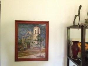 Iglesia Xochimilco in Becky's home