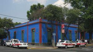 Frida Kahlo Home and Museum