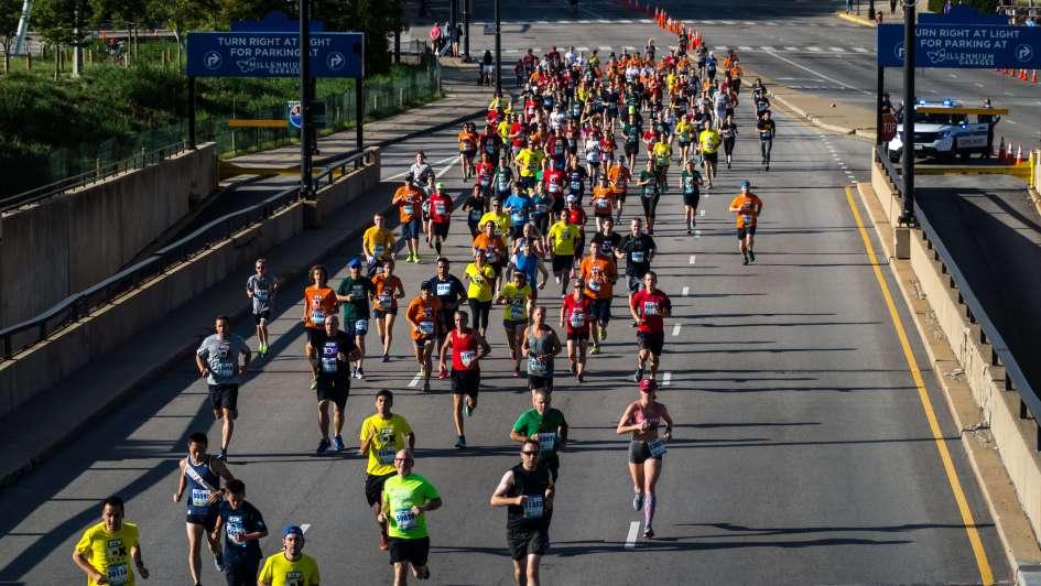 Big 10k - Race Start
