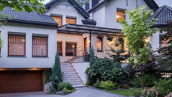 Luxury Home purchased with a jumbo loan