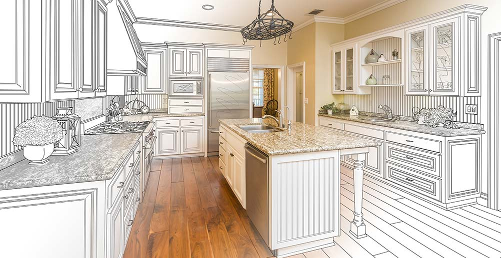 home improvement kitchen remodel