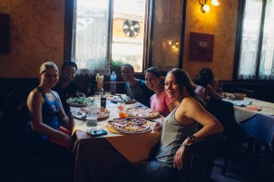 Pizza in Vicenza