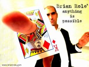 Magician Malta Brian Role - magicianmalta