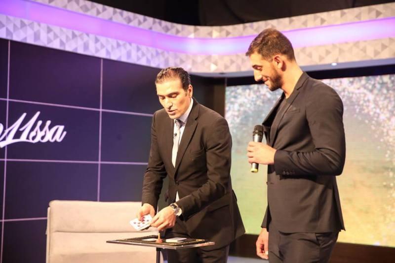 Magician Malta Television Magic Arani Issa
