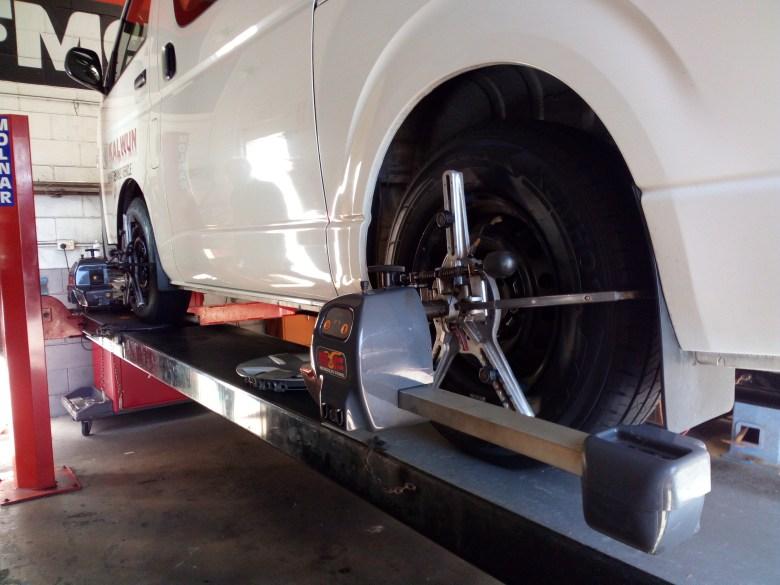 Miami Tyre Service Gold Coast Wheel alignment