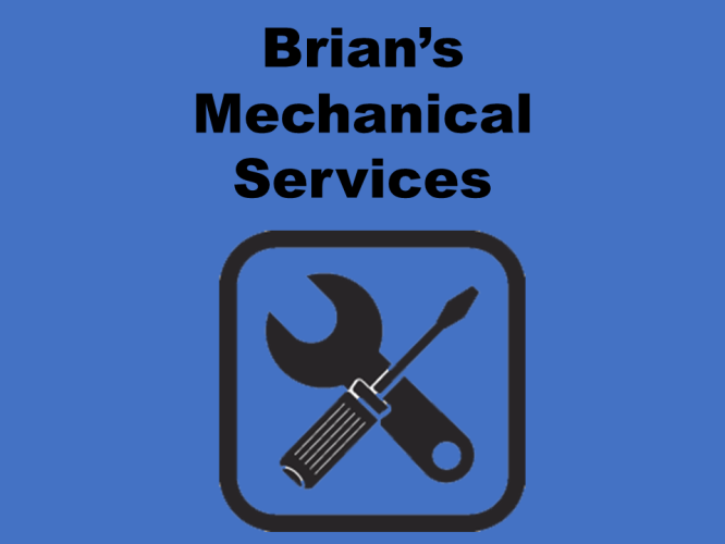 Brians mechanical services