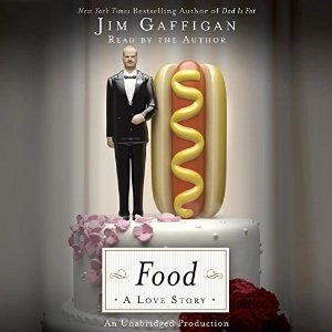 Audiobook: Food: A Love Story by Jim Gaffigan