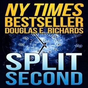 Audiobook: Split Second by Douglas E. Richards (Narrated by Kevin Pariseau)