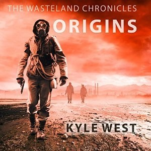Audiobook: Origins by Kyle West (Narrated by Graham Halstead)