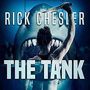 Audiobook: The Tank by Rick Chesler (Narrated by Gary Regal)