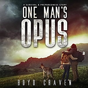 Audiobook: One Man's Opus by Boyd Craven III (Narrated by Kevin Pierce)