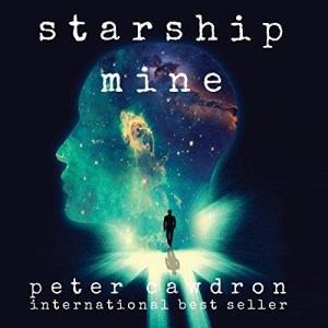 Audiobook: Starship Mine by Peter Cawdron (Narrated by Jeff Cummings)