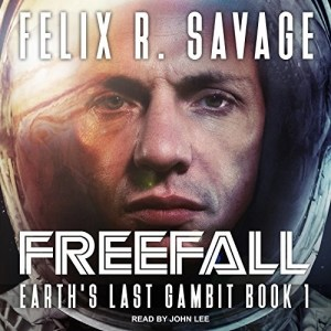 Audiobook: Freefall by Felix R. Savage (Narrated by John Lee)