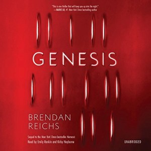Audiobook: Genesis by Brendan Reichs (Narrated by Kirby Heyborne, Emily Rankin)