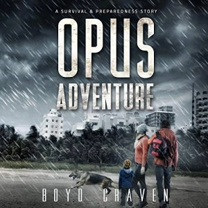 Audiobook: Opus Adventure by Boyd Craven (Narrated by Kevin Pierce)