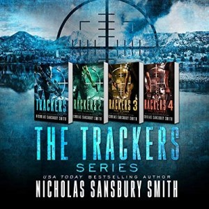 The Trackers Series Box Set by Nicholas Sansbury Smith