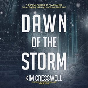 Dawn of the Storm (Raina Storm #1) by Kim Cresswell (Narrated by Sarah L. Colton)