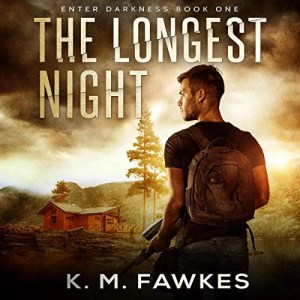 The Longest Night (Enter Darkness #1) by K. M. Fawkes (Narrated by Andrew B. Wehrlen)